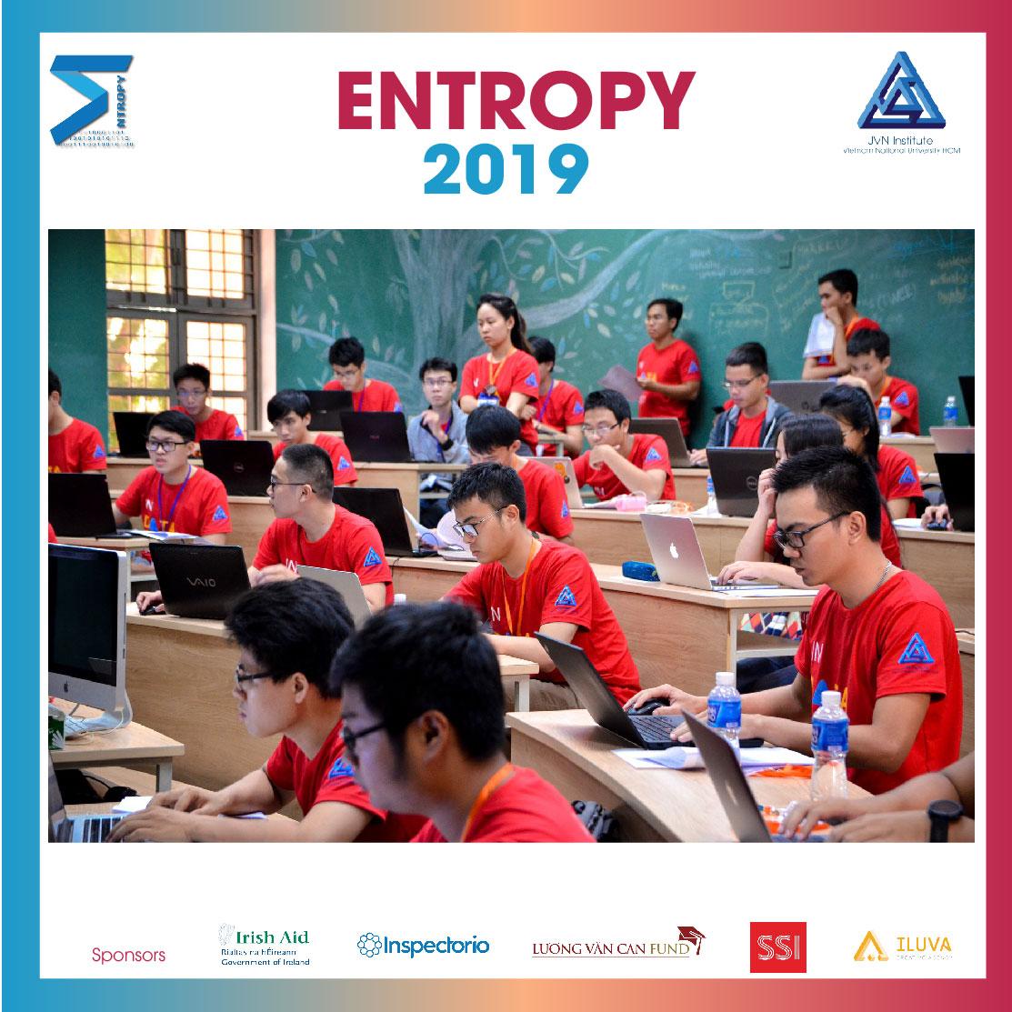 Cuộc thi Entropy- Hình thức thi Vòng Bán Kết